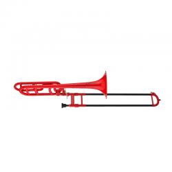 Coolwind Trombone Sib/Fa Rouge