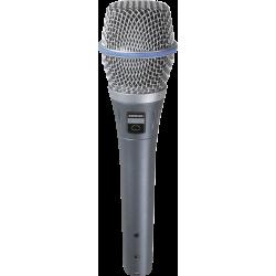 Shure BETA87C Micro Voix Statique Cardioide