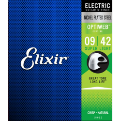 Elixir OPTIWEB Super Light 09-11-16-24-32-42
