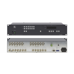 Occasion - Kramer VS-606XL - 6x6 Composite Video & Stereo Audio Matrix Switcher