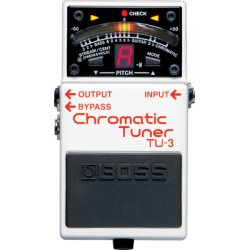 Boss TU-3 Accordage Chromatique
