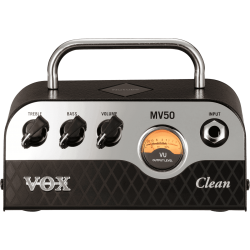 Vox Ampli 50W Nutube CLEAN