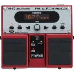 Boss VE-20 Processeur de voix