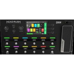 HeadRush Pedalboard Multi-effets guitare