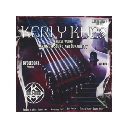 Kerly Kues Nickel Wound 10-52