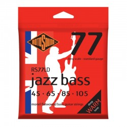 Rotosound RS77LD Jazz Bass...