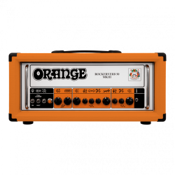Orange Rockerverb 50W Tête...