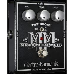 Electro-Harmonix MICRO METAL MUFF distorsion