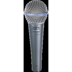 Shure BETA58A Micro Voix Dynamique Supercardioide