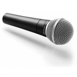 Micro chant et voix