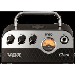 Vox Ampli 50W Nutube CLEAN