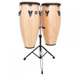 "Latin Percussion Set Congas Aspire 10"" et 11"""