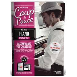 Coup de Pouce - Débutant Piano Volume 1