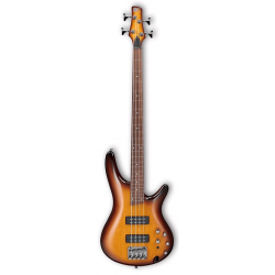 Ibanez SR370EF Fretless Brown Burst
