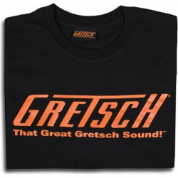 T-Shirt Gretsch Great Sound...