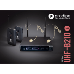 Prodipe UHF B210 DSP...
