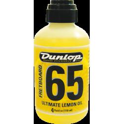 Dunlop 6554 Huile de citron...