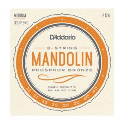 D'Addario EJ74 Mandolin...