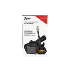Squier Pack Affinity Series...