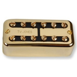 TV Jones Classic Neck Gold