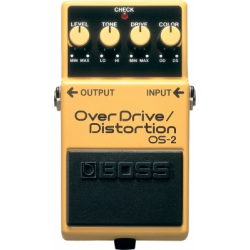 Boss OS-2 Overdrive/Distorsion