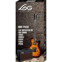 Pack guitare électrique